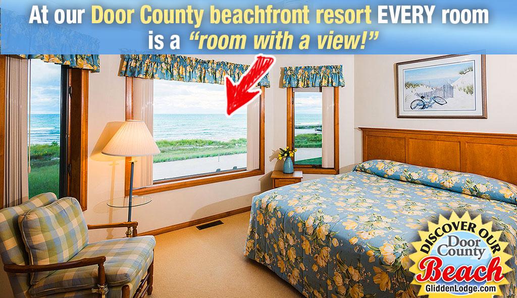 Glidden Lodge Beach Resort Restaurant