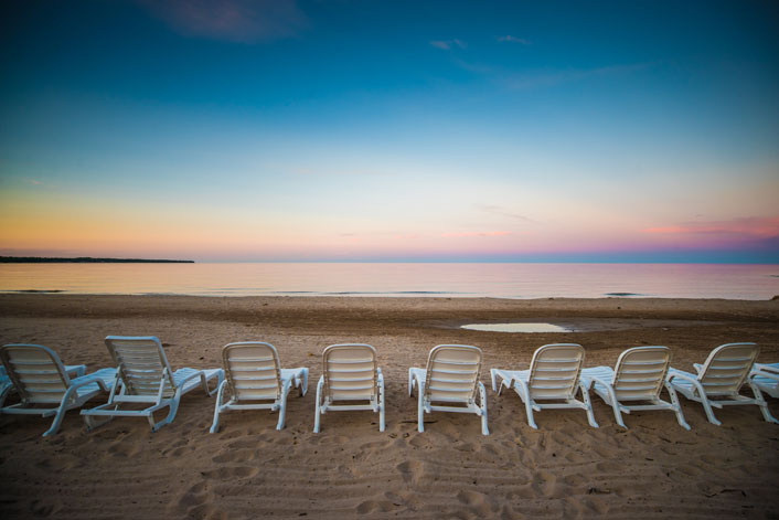 Glidden Lodge Waterfront Resort, One of Door County's Best Hotels