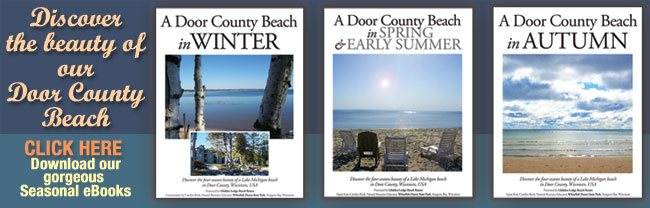 Beachfront Inn Door County Tourism Books