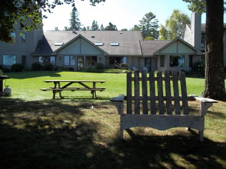 Relax on the Beach with a Waterfront View at Door County Resort and Inn