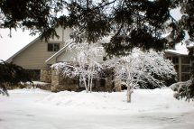 Winter Vacation at Our Door County Hotel and Resort in Sturgeon Bay, WI
