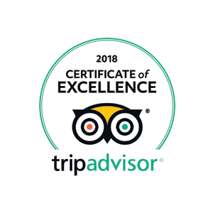 2018 Door County Hotel and Resort with Trip Advisor Certificate of Excellence