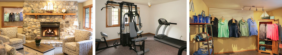 Door County Hotel and Resort with Fully Equipped Kitchens, Spa Tubs, and Free Wireless Internet Access