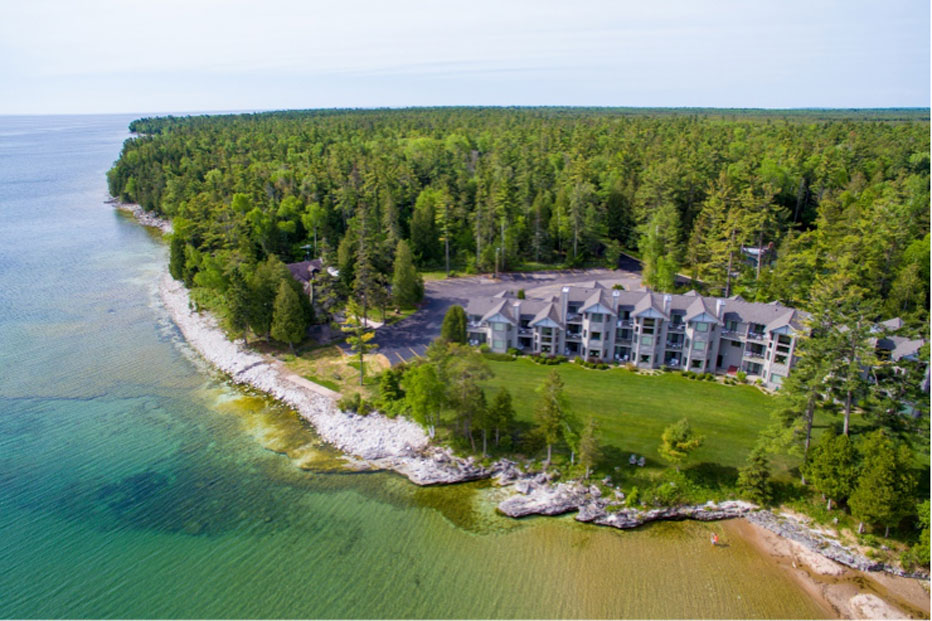 Glidden Lodge One of the Best Door County Hotels and Resorts