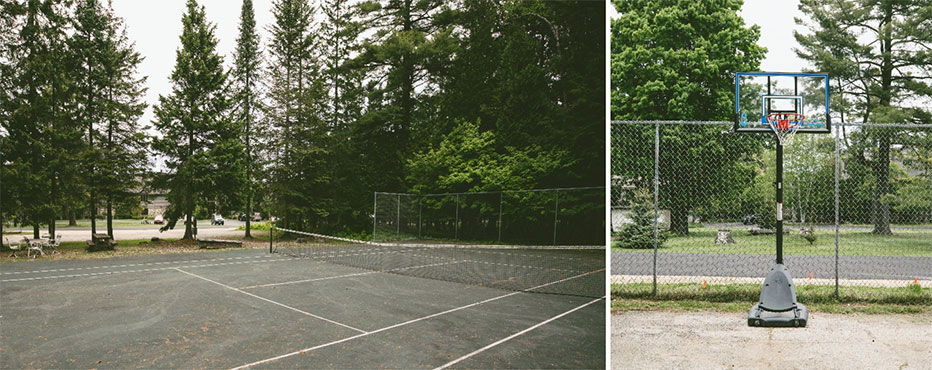 Door County Beach Resort with Tennis Courts and Basketball Hoop