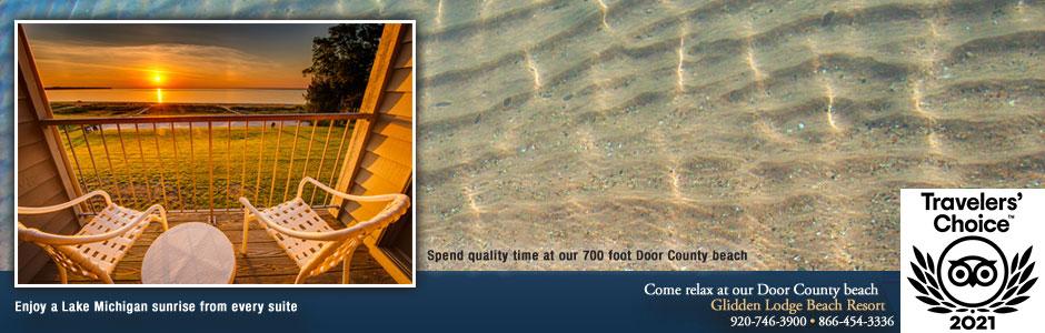 Door County Waterfront Hotels and Resort - Beachfront Inn in Sturgeon Bay