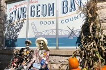 Sturgeon Bay Harvest Fest and Street Art Auction in Door County, WI